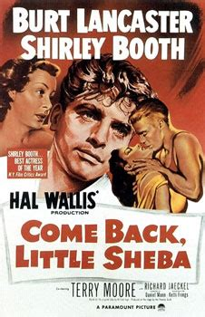 Come Back, Little Sheba (1952 film) - Wikipedia