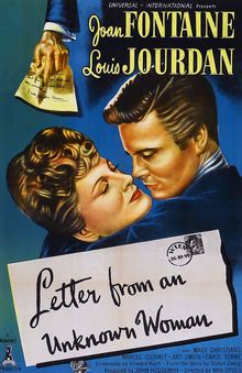 Letter from an Unknown Woman (1948 film) - Wikipedia