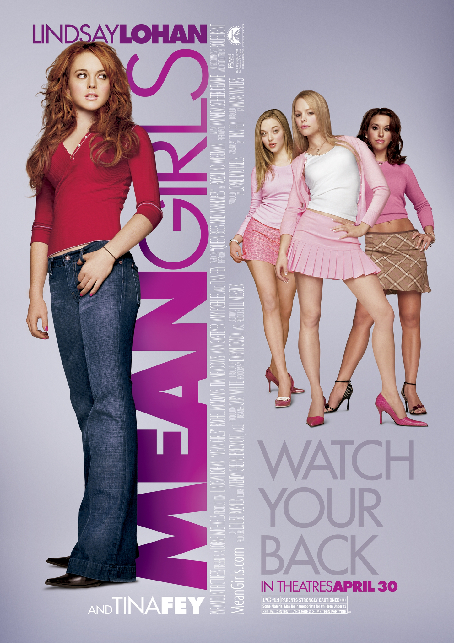 Mean Girls [2004]