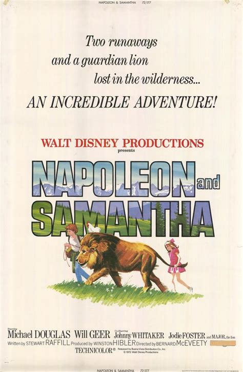 Napoleon and Samantha Movie Posters From Movie Poster Shop