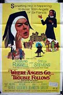 Where Angels Go Trouble Follows! (1968) Soundtrack OST •