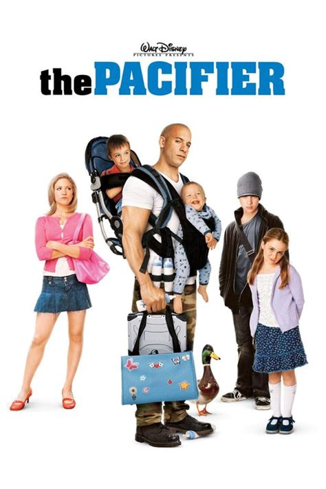 The Pacifier (2005) News - MovieWeb