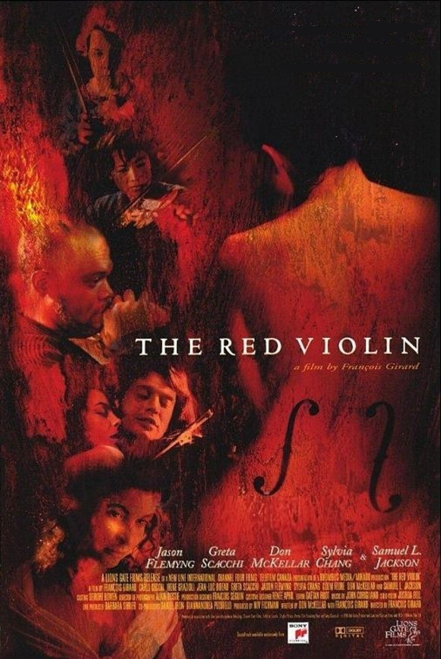 The Red Violin [1998]