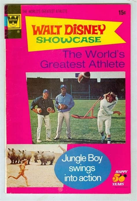 Walt Disney Showcase #14 VG/FN 1973 The World's Greatest ...