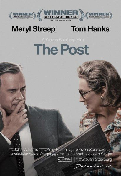 The Post | Teaser Trailer