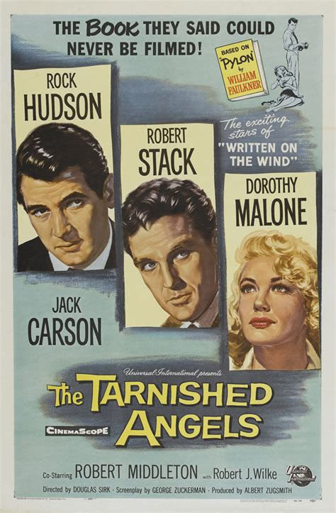 The Tarnished Angels Movie Posters From Movie Poster Shop
