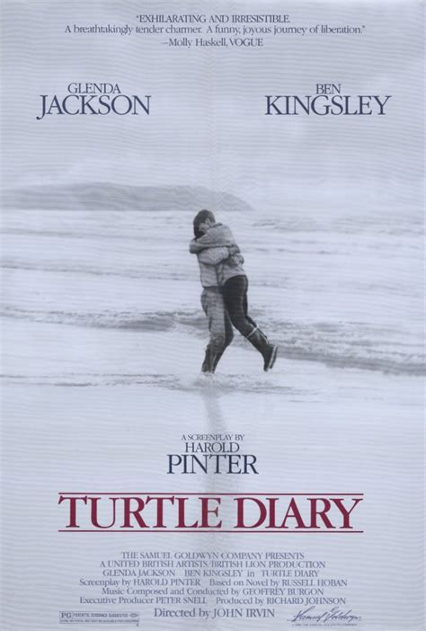 Turtle Diary Movie Posters From Movie Poster Shop
