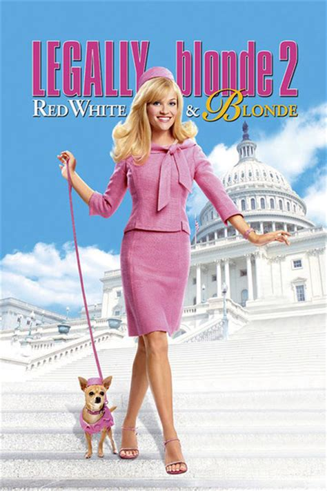 Legally Blonde 2: Red, White & Blonde Movie Review (2003 ...