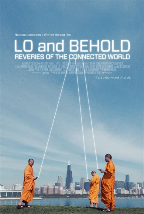 Lo and Behold, Reveries of the Connected World Movie ...