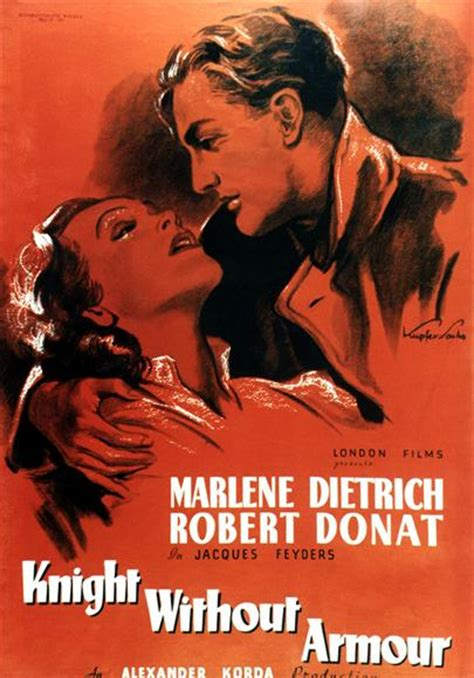 Knight Without Armour (1937) Movie
