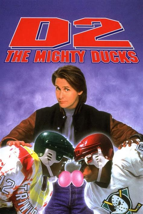 D2: The Mighty Ducks (1994) — The Movie Database (TMDb)