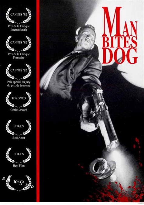 Man Bites Dog Movie Posters From Movie Poster Shop