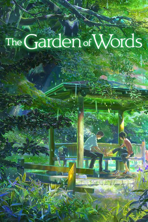 Garden of Words #animation #anime #romance | Watch It ...