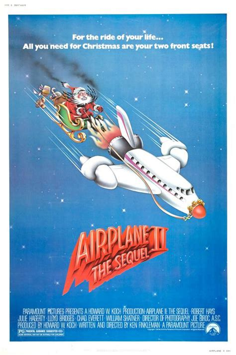Airplane II: The Sequel! 1982 | Find your film - movie ...