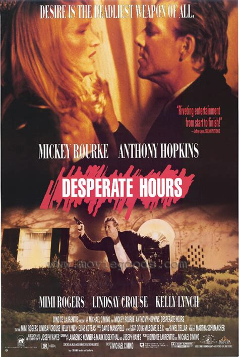 Desperate Hours Movie Posters From Movie Poster Shop