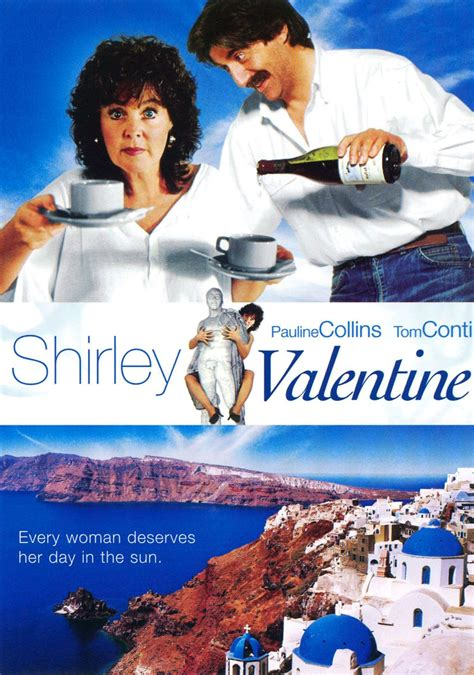 Shirley Valentine Movie Trailer, Reviews and More ...