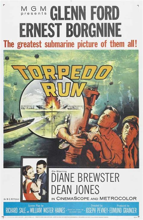 Torpedo Run Movie Posters From Movie Poster Shop