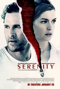 Serenity (2019) - Rotten Tomatoes