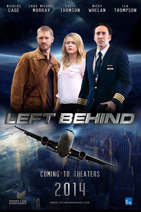 Book to Movie Adaptation(Remake): LEFT BEHIND. [2014 ...