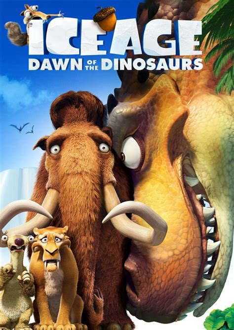 Ice Age: Dawn Of The Dinosaurs Movie Trailer, Reviews and ...