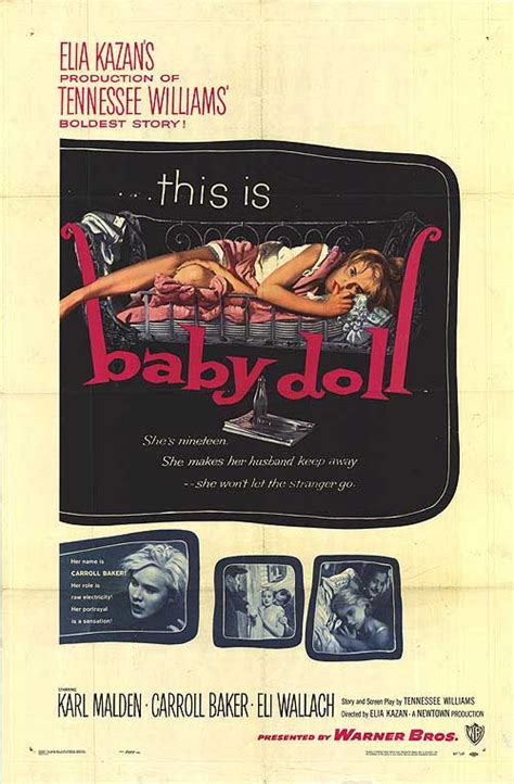 Baby Doll movie posters at movie poster warehouse ...