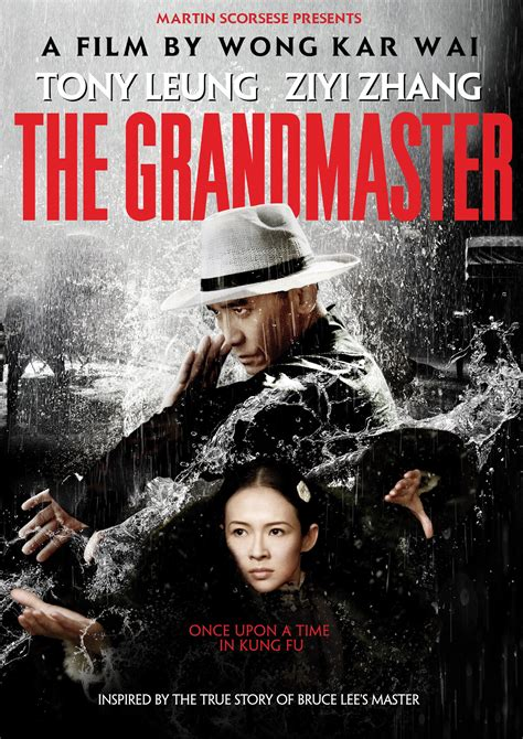 The Grandmaster DVD Release Date March 4, 2014