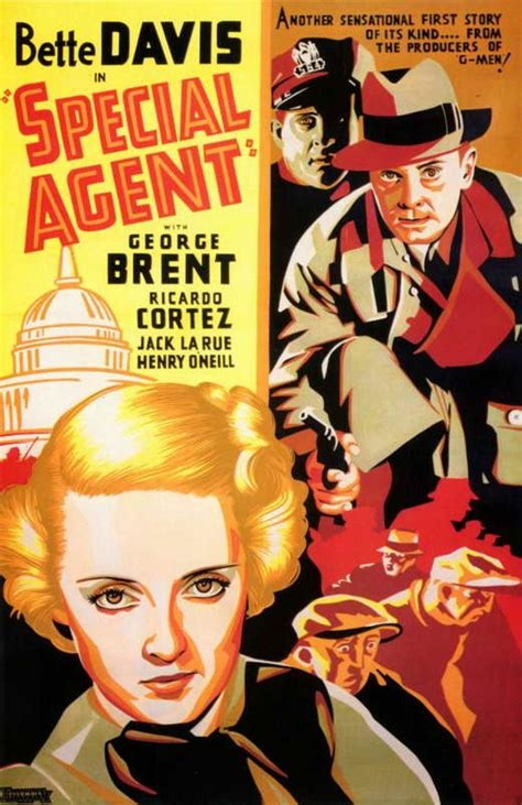 Special Agent Movie Posters From Movie Poster Shop