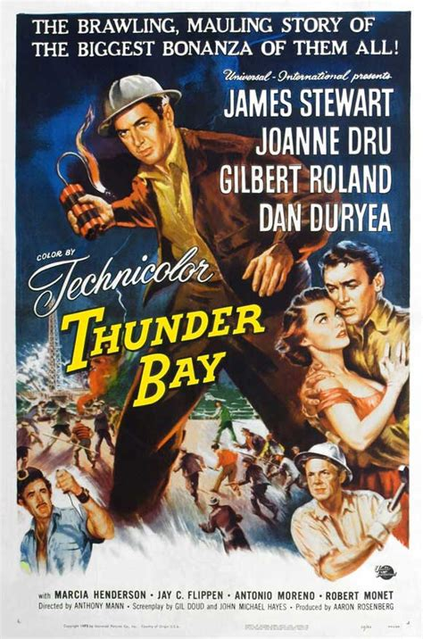Thunder Bay Movie Posters From Movie Poster Shop