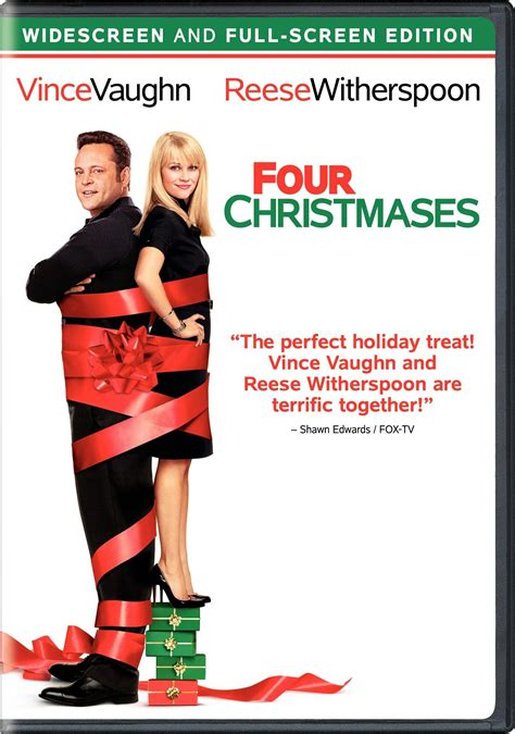 Four Christmases DVD Release Date November 24, 2009