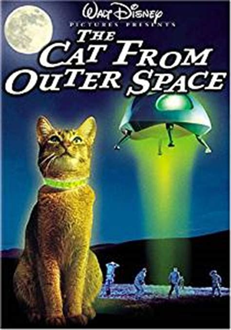 Amazon.com: The Cat From Outer Space: Ken Berry, Sandy ...