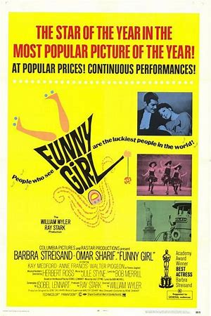 Clip from Funny Girl