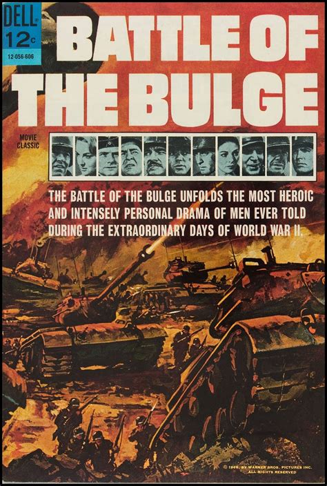 Battle of The Bulge (1965):The Lighted