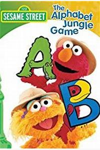 Sesame Street: The Alphabet Jungle Game