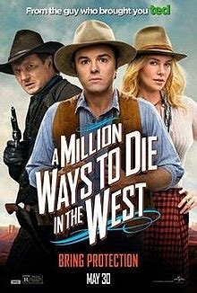 A Million Ways to Die in the West - Wikipedia