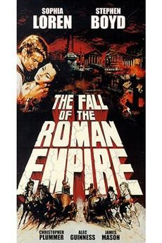 The Fall of the Roman Empire (1964) Download YIFY movie ...