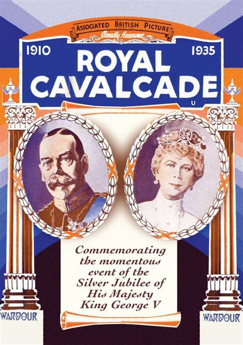 Royal Cavalcade (1935) - Posters — The Movie Database (TMDb)