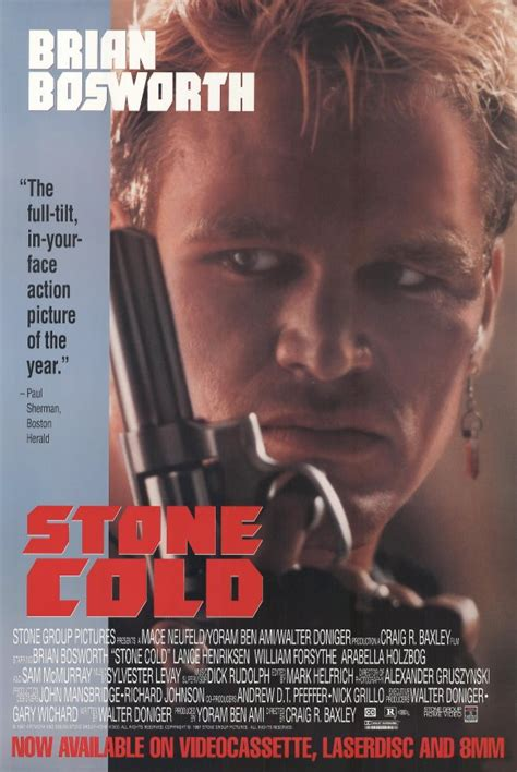 Stone Cold Movie Posters From Movie Poster Shop