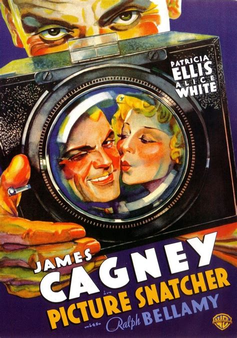 Picture Snatcher, 1933 | Vintage Movie Posters | Classic ...